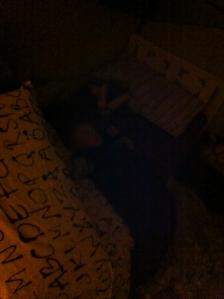 Sleeping Blaise